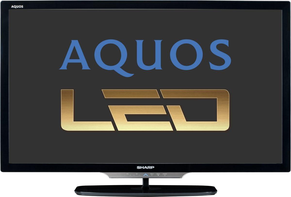 Sharp LC46LE542E - Televisor con retroiluminación LED (117 cm/46 ...