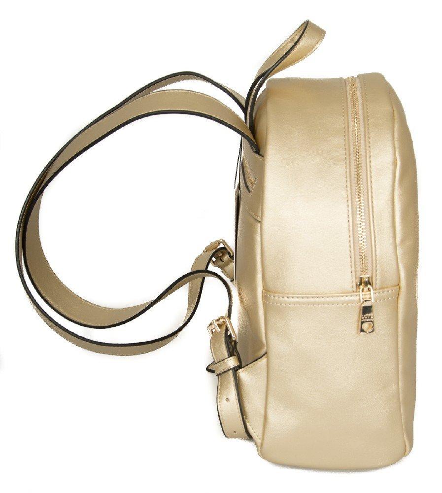 Love Moschino ryggsäck kvinna väska artikel JC4089PP16LM PU 0901 Oro