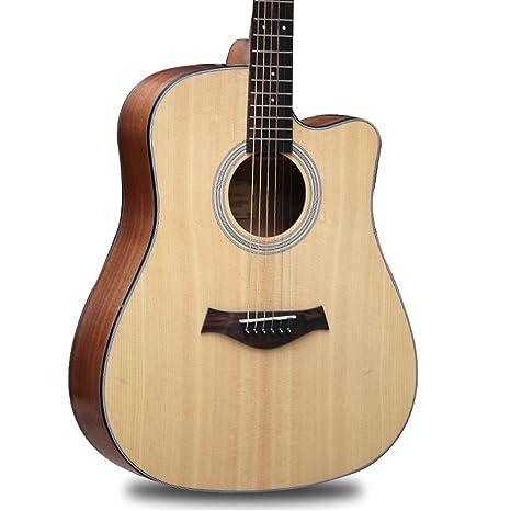 Miiliedy Minimalista Funcionamiento profesional Guitarra Masculina ...