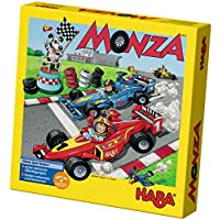 HABA Monza - A Car Racing Beginner