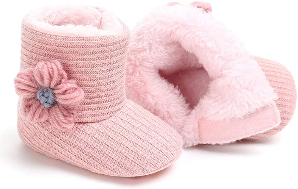 Baby Boys Girls Corduroy Tartan Denim Booties Slippers Non Slip Shoes Size New