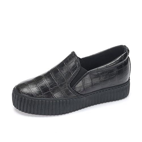 Carrefour Zapatos Dentro de la más Alta Verano y otoño/Zapatos de Moda para Ayudar