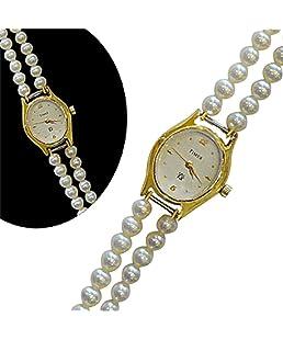 Classique Designer Jewellery Bracelet Watch for Women (White)(CP158)