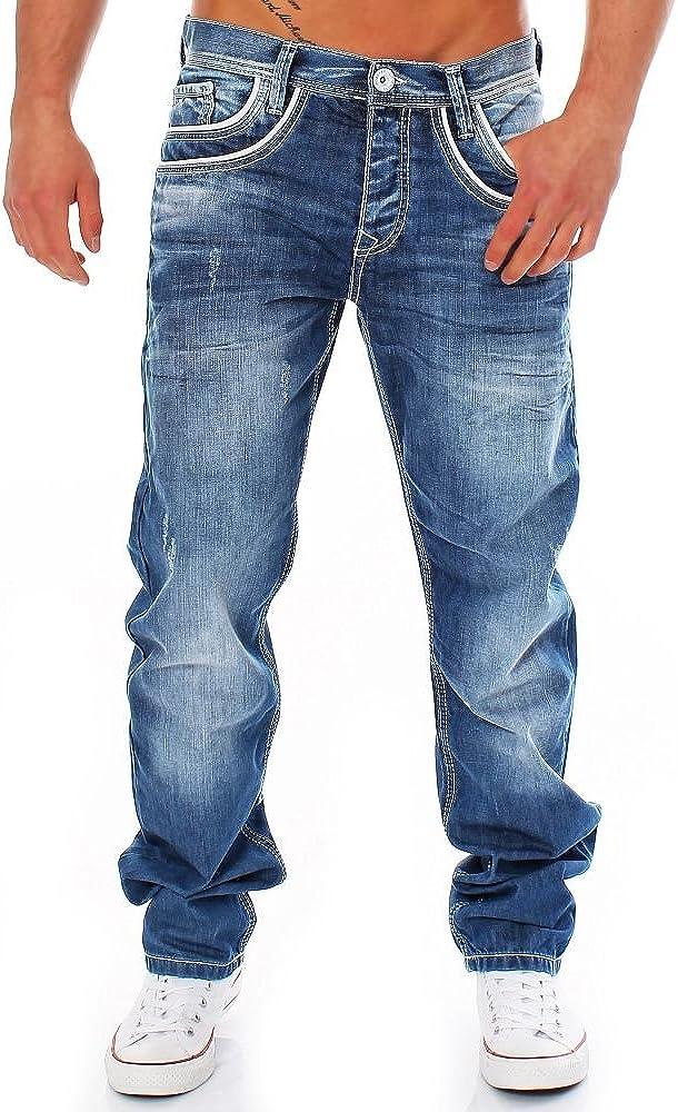 Cipo & Baxx Hombre Jeans C de 1N127