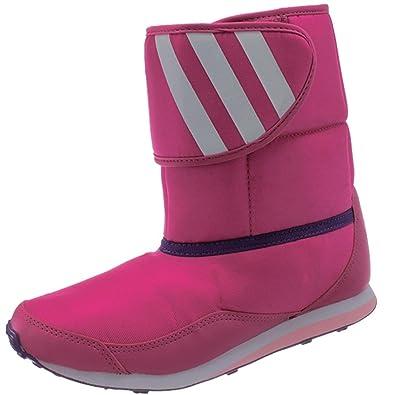 separation shoes 28591 acf7b Adidas Neo Seneo Snowstripes K Winterboots F38854 Pink