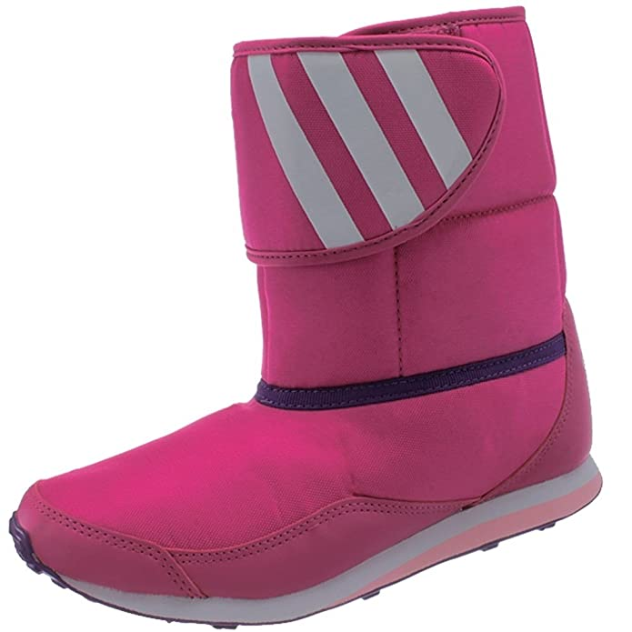 Adidas Neo Seneo Snowstripes K Winterboots F38854 Pink