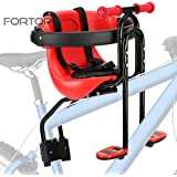 FORTOP Bicycle Baby Kids Child Front Mount Seat USA Safely Carrier with Handrail