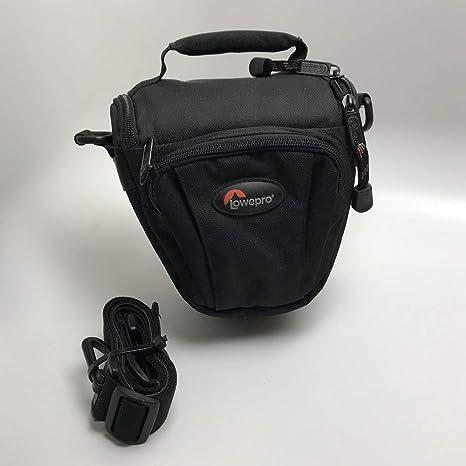 Lowepro TLZ Mini Toploader Camera Bag – Black: Amazon.co.uk