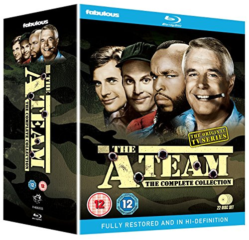 The A-Team The Complete Collection by