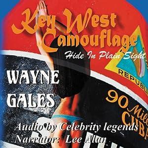Key West Camouflage Audiobook