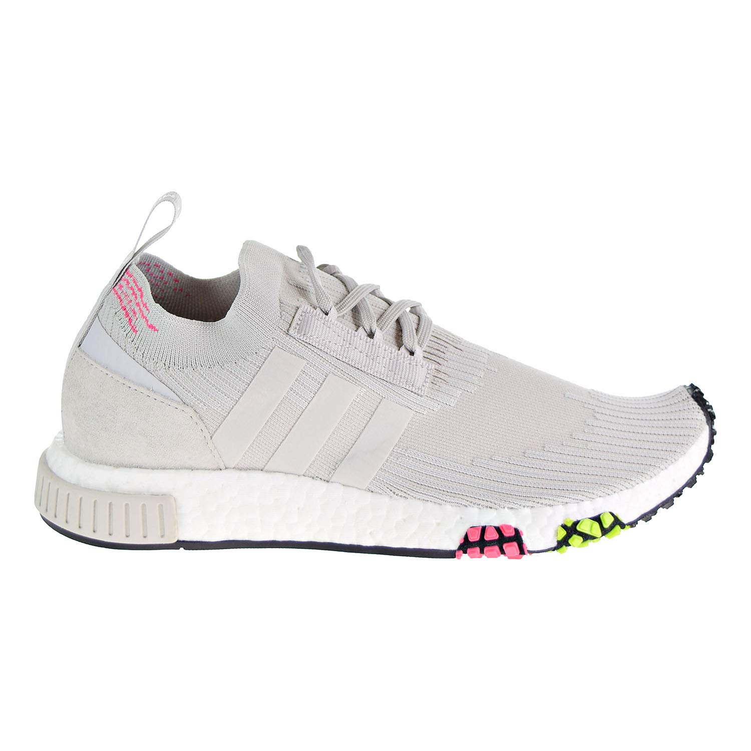 NMD Racer Pk Gray Grey One Solar Pink