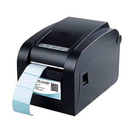 Etiqueta térmica de alta calidad para impresora de códigos ...