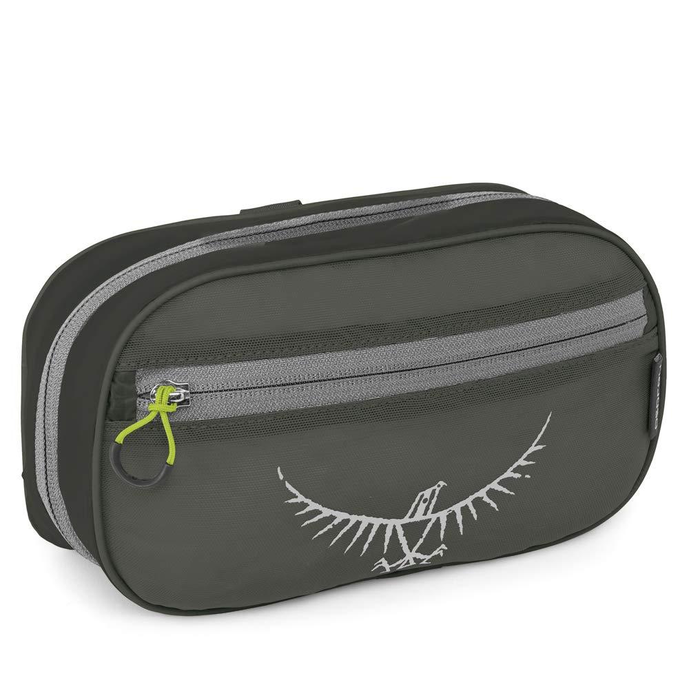 Osprey UltraLight Zip Organizer, Shadow Grey, One Size