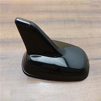 FidgetGear - Antena de Aleta de tiburón Negro para VW Golf 7 ...