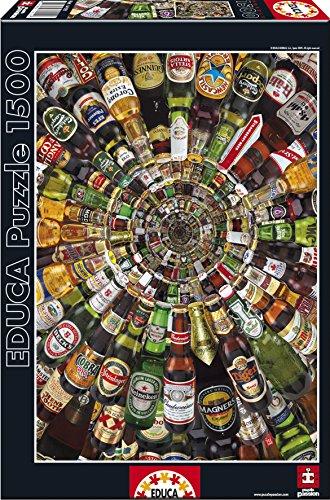 Educa: Beer Tunnel Puzzle 1500 piece from John N. Hansen
