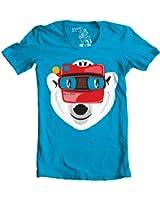 Viewmaster Polar Bear Graphic T Shirt Cool Tee Funny Shirts