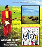 LONE RHINO, TWANG BAR KING by Adrian Belew (2009-08-18)