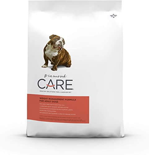 Diamond CARE Specialized Grain-Free Formulation Adult Dry Dog Food to Support Healthy Weight Management Made with Lamb Protein, Probiotics and High Fiber to Aid in Weight Control 8lb