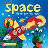 Zoom into Space with the Shiny Red Rocket, Ticktock Media, Ltd. Staff, 1846968127