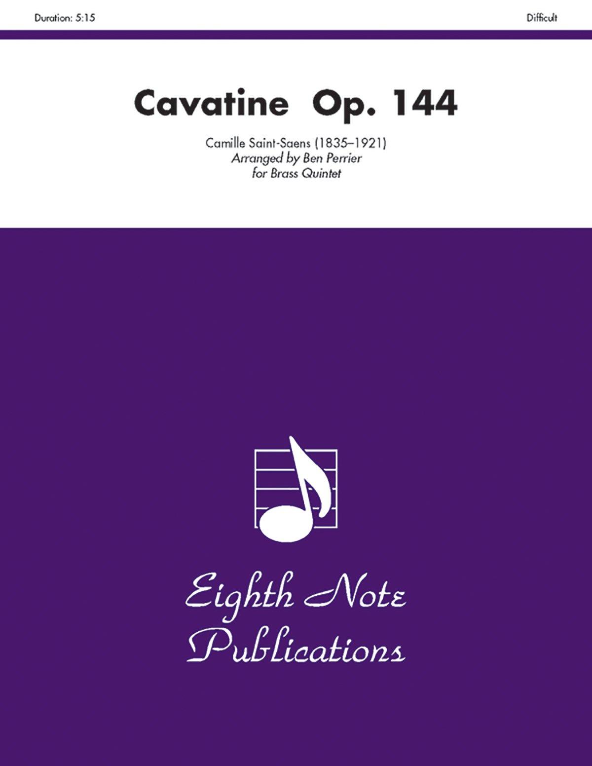Cavatine, Op. 144: Trombone Feature, Score & Parts (Eighth Note Publications)