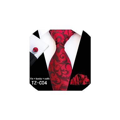 Mitta Yane men neckties Lazo Conjunto de negocios los hombres de ...