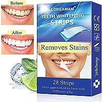 Zähne bleichen,bleaching für zähne,bleaching,Zahnweiß Streifen,Zahnaufhellungs Streifen,Teeth Whitening Strips,Zahn Bleaching,Zahn aufhellen mit Bleaching-Streifen 28 Zahnaufhellungs-Streifen für Zuhause
