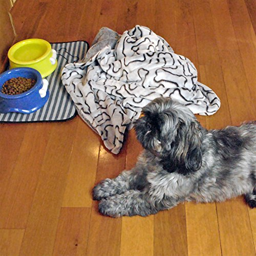 DII-Bone-Dry-Microfiber-Pet-Blanket-for-Dogs-and-Cats-Warm-Soft-and-Plush-for-Couch-Car-Trunk-Cage-Kennel-Dog-House