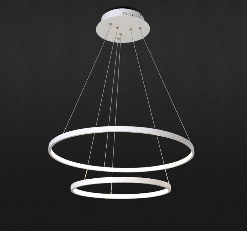 Amazon.com: Lámpara de araña LED moderna minimalista ...