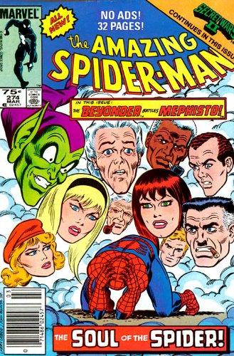 - Amazing Spiderman #274