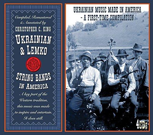 Ukranian Lemko String Bands America product image