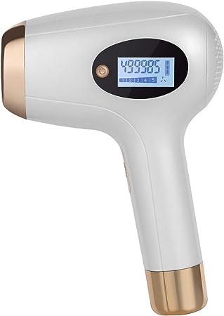 Sistema de dispositivo de depilación permanente IPL para piernas de mujeres, axilas, área de bikini y cuerpo