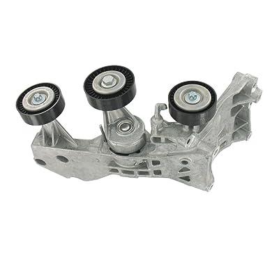 SKF VKM 38868 Multi-V tensioner kit: Automotive