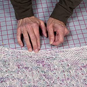 "Bagsmith Block N Roll 38"" x 55"" Blocking Mat for Knitting Quilting Needlepoint"