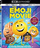 Emoji Movie (2 Discs) (4K + Blu-ray + UltraViolet)