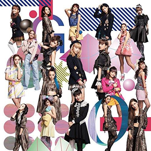 E-girls / Go!Go!Let's Go![通常盤]