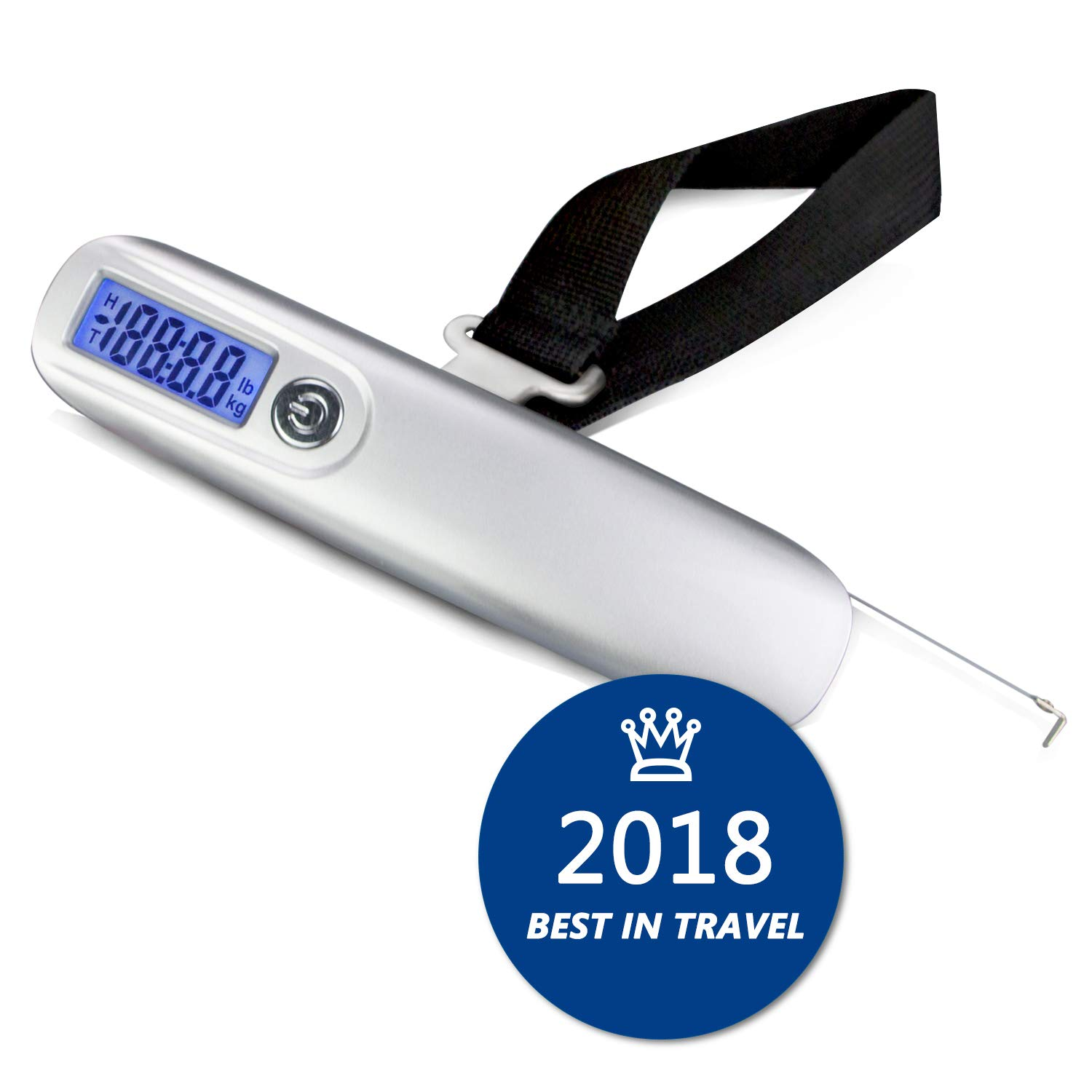 TripNeeds Micro Advanced Digital Luggage Scale 50kg Capacity