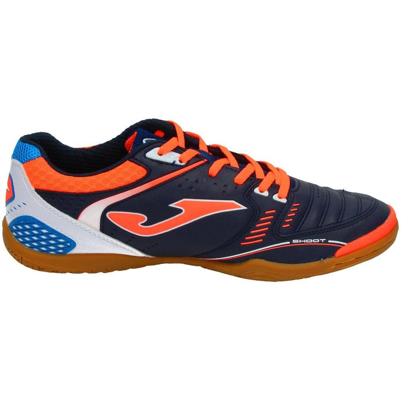 Joma Maxs.703.IN, Zapatillas de Fútbol Sala Unisex Adulto, Azul (Blue), 45 EU