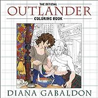 The Official Outlander Colouring Book 0399177531 Book Cover