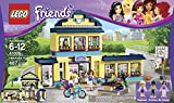 Building Block LEGO Friends Heartlake High House (487pcs) Figures Toys