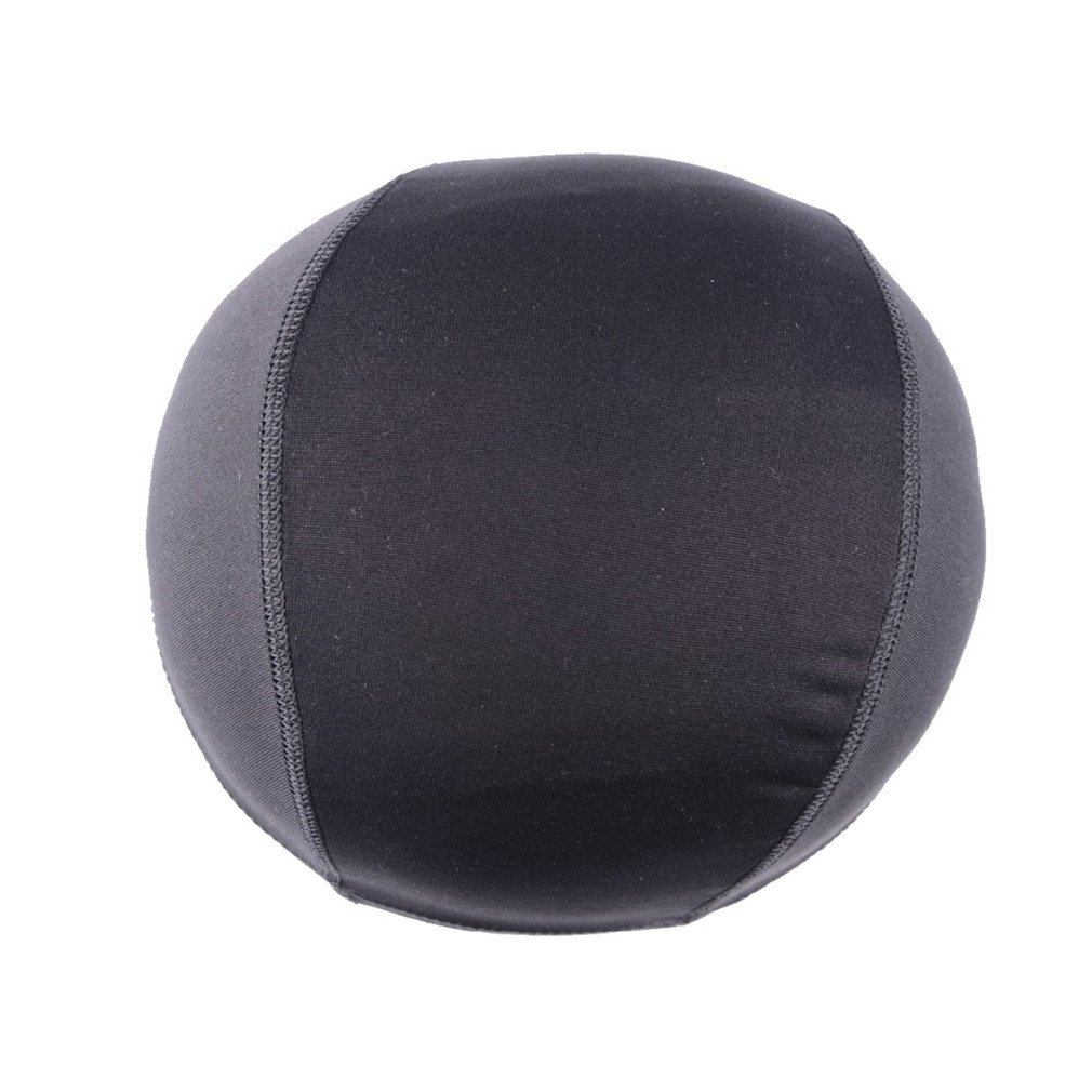 6Pcs Glueless Hair Net Wig Liner Cheap Wig Caps For Making Wigs Spandex Net Elastic Dome Wig Cap by HGNBH (Image #4)