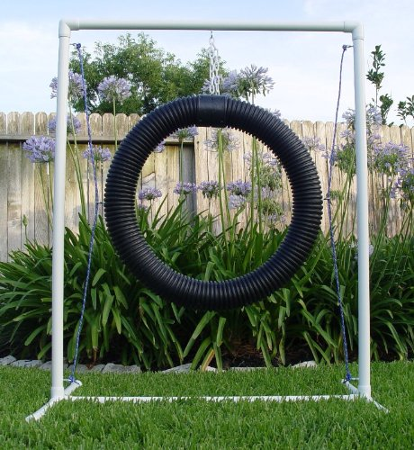 (Football Passing Accuracy Tire Ring for Drills)