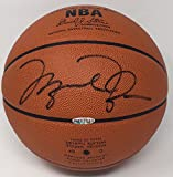 MICHAEL JORDAN Autographed 6x Championship Spalding Basketball UDA