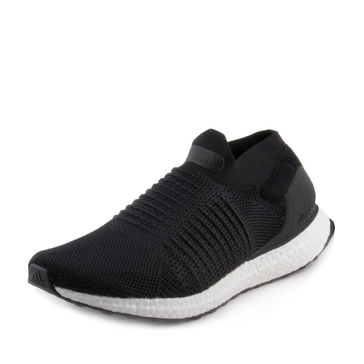 67b6206f3 Galleon - Adidas Men s Ultraboost Laceless Running Shoe Black Size 9.5 M US