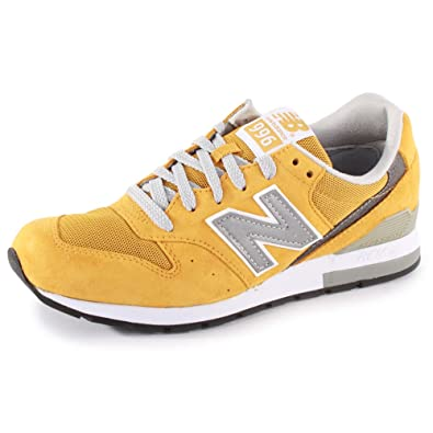 huge discount 6a498 21872 New Balance Revlite 996 MRL996AY Mens Laced Suede & Mesh ...