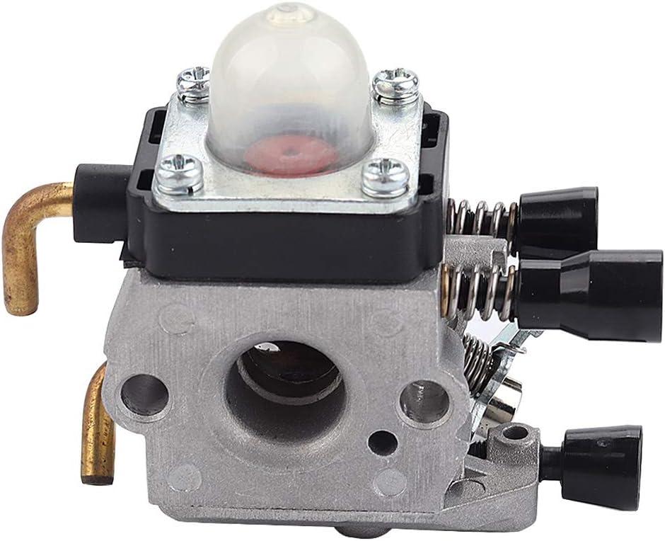 Amazon.com: Butom FS55R FS38 - Carburador para cortacésped ...