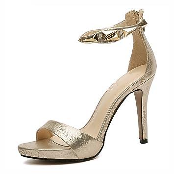 Chaussures Sandales Hwf Xrdbceo Summer Sexy Talons Stiletto Femme FK13cJTl