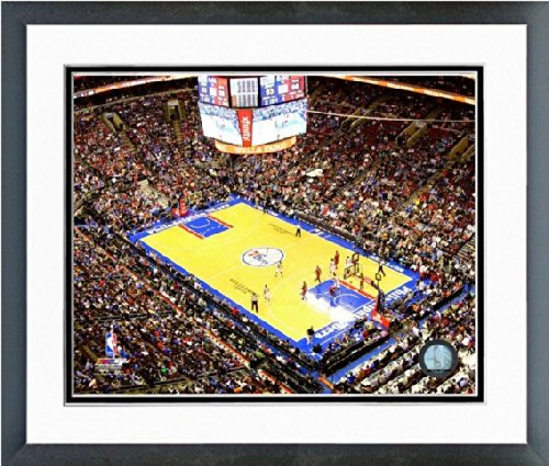 Philadelphia 76ers Wells Fargo Center NBA Arena Photo (Size: 26.5