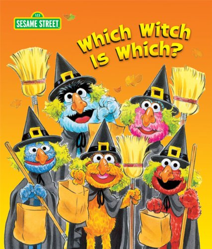 Which Witch is Which?  (Sesame Street Series) -