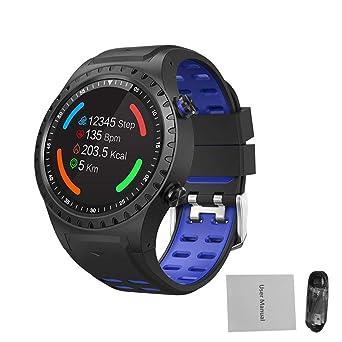 termómetro con Reloj Digital de Hombre Smartwatch Bluetooth ...