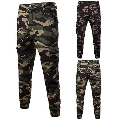 Travail pour Salopettes Hommes Noire D'EntraîNement Occasionnels OHQ Camouflage Sport ArméE Homme Pantalon Poche q7xtRwFO